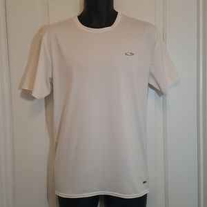 Champion Short Sleeve White T-Shirt